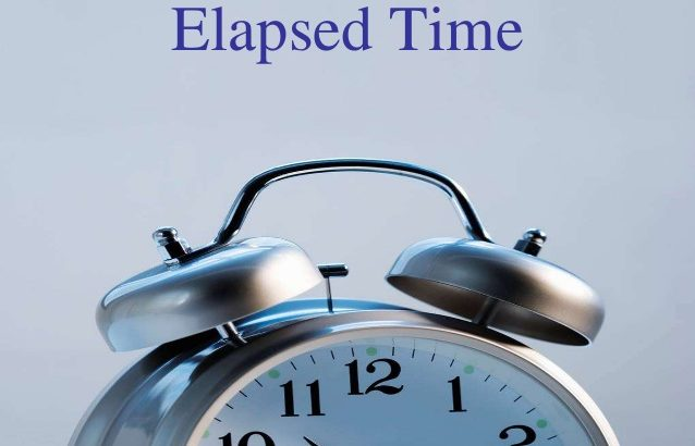 get elapsed time php
